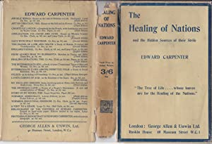 The Healing of Nations and the Hidden Sources of their Strife