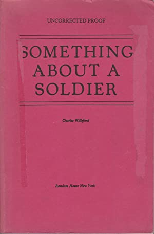Something About a Soldier [proof copy]