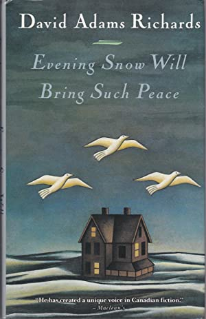 Evening Snow Will Bring Such Peace [inscribed to mother]