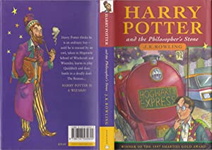 Harry Potter and the Philosopher's Stone [6th Canadian hardcover printing, first state]
