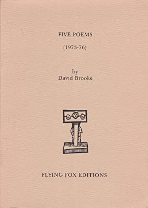 Five Poems (1973-76)