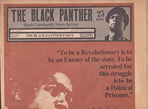 THE BLACK PANTHER: Black Community News Service Vol IV No 6