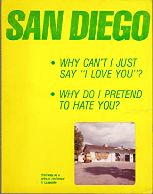 CRAWL OUT YOUR WINDOW 5 & 6: The San Diego Book [with a.n.s.]