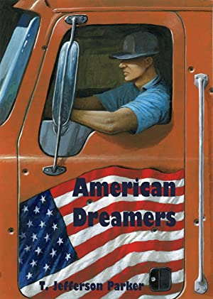 American Dreamers (LIMITED NUMBERED SIGNED ED.-- SIGNED X 3 (BRAND NEW UNREAD PRISTINE COPY)