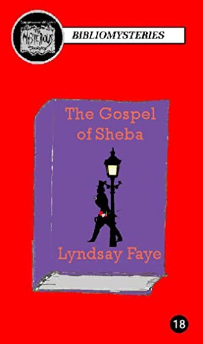 The Gospel of Sheba (MINT UNREAD COPY)--SIGNED LTD. ED.