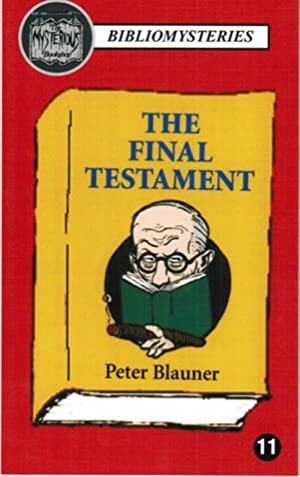 The Final Testament (SIGNED LTD. HARDCOVER EDITION + BONUS PAPERBACK COPY)--BOTH BRAND NEW UNREAD...