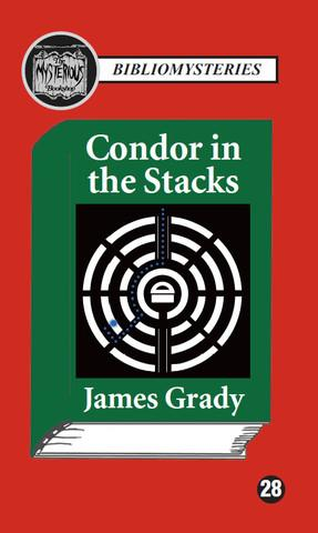 Condor in the Stacks (MINT, PRISTINE, LTD, NUMBERED, SIGNED COPY) + BONUS BOOK