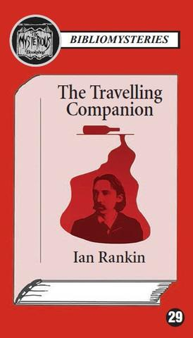 The Travelling Companion (PRISTINE MINT, HARDCOVER, SIGNED, NUMBERED, LIMITED, UNREAD COPY)---+ B...