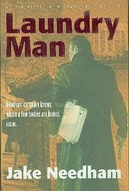 Laundry Man --Jack Shepherd Thriller (SIGNED & DATED) (BRAND NEW UNREAD COPY)