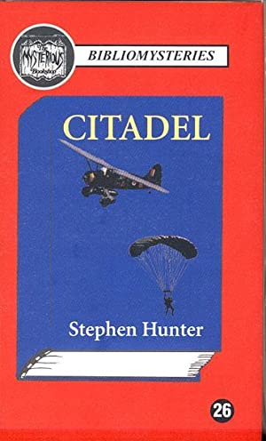 Citadel (LIMITED SIGNED HARDCOVER EDITION)---BRAND NEW PRISTINE UNREAD COPY