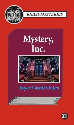 Mystery, Inc. (SIGNED, LIMITED, NUMBERED, HARDCOVER, FIRST ED.)--BRAND NEW, UNREAD)+BONUS