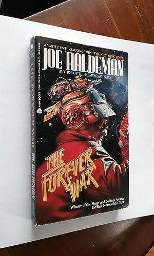 The Forever War (SHARP, VERY ATTRACTIVE, UNREAD: Joe Haldeman