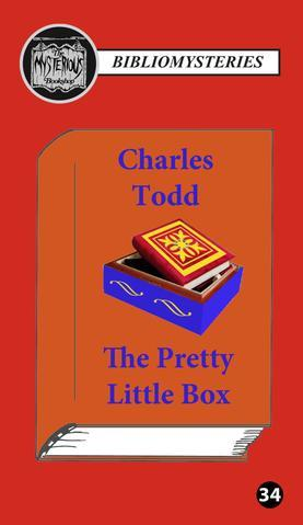 The Pretty Little Box (SIGNED, NUMBERED, LTD. HARDCOVER EDITION--PRISTINE BRAND NEW COPY)