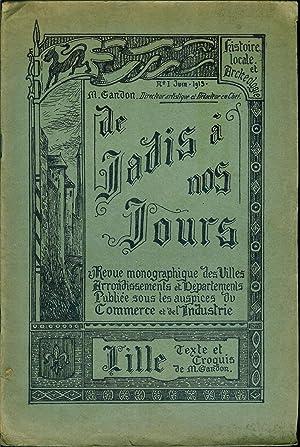 De jadis à nos jours, revue monographique: GANDON (M.).