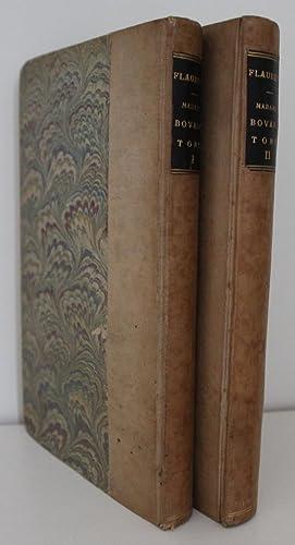 Madame Bovary - Moeurs de Province. Troisième: FLAUBERT (Gustave).