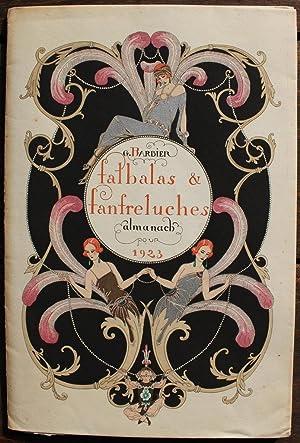 Falbalas et Fanfreluches - Almanach pour 1923.: BARBIER (George)] -