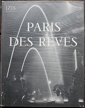 Paris des rêves. Textes manuscrits en fac-similé: Photographies] - BIDERMANAS