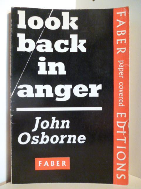 look back anger essays Discussion of themes and motifs in john osborne's look back in anger enotes critical analyses help you gain a deeper understanding of look back in anger so you can excel on your essay or test.