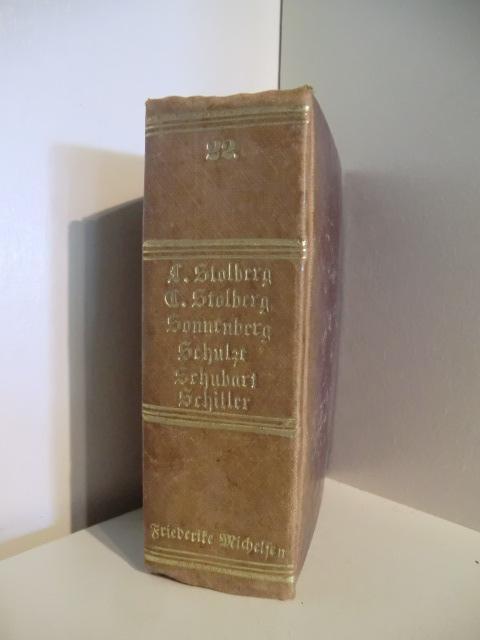Miniatur-Bibliothek der Deutschen Classiker Band 22: R. Stollberg, C.