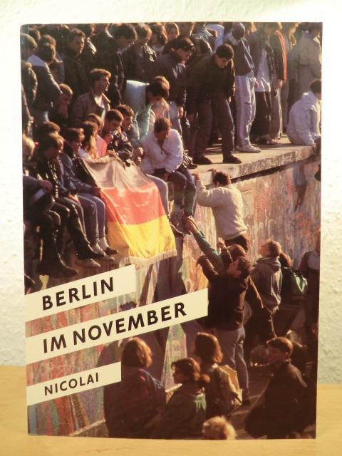 Berlin im November: Schwartau, Anke und