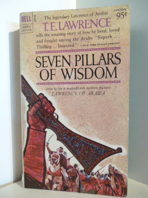 Seven Pillars Of Wisdom Book For Sale Free Wiring Diagram For You