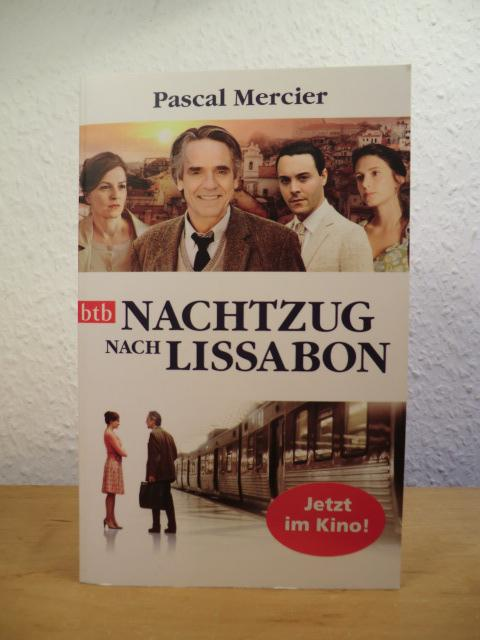 Nachtzug nach Lissabon: Mercier, Pascal: