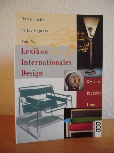 Heider thomas zvab for Design firmen deutschland