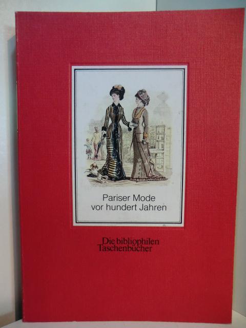 Pariser Mode vor hundert Jahren. 52 Modebilder: David, Jules: