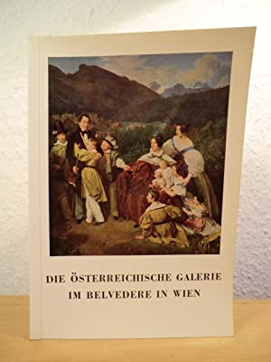 Die Österreichische Galerie im Belvedere in Wien: Aurenhammer, Hans /