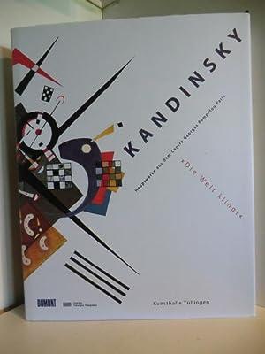 Kandinsky. Hauptwerke aus dem Centre Georges Pompidou: Geleitwort von Jean-Jaques