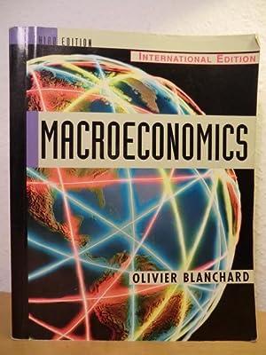 Macroeconomics. Third Edition (with CD-Rom): Blanchard, Olivier