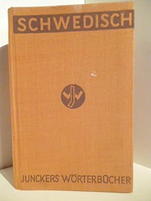 Junckers Wörterbücher. Schwedisch-Deutsch und Deutsch-Schwedisch: Klingt, Axel Dr.