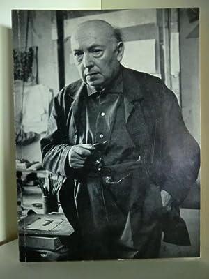 Julius Bissier Werke 1937-1965: Bearbeitung und Gestaltung: