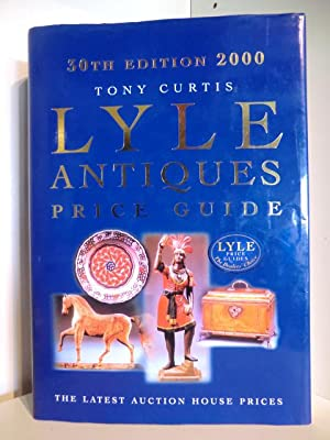 30th Edition 2000 Tony Curtis Lyle Antiques Price Guide
