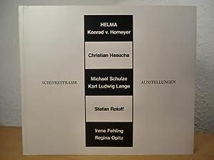 Schinkestrasse Ausstellungen. Helma - Konrad von Homeyer: Homeyer, Konrad von