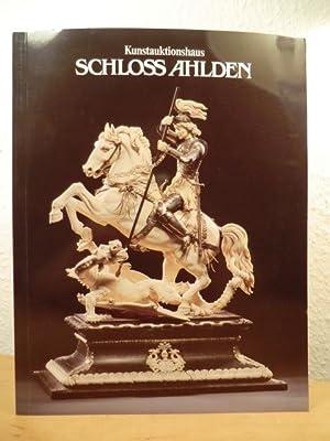 Sammlung Volker Feierabend, Frankfurt/Main. Elfenbeinobjekte vom Mittelalter: Kunstauktionshaus Schloss Ahlden