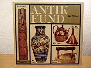 Antik-Fund (danish Edition): Nielsen, Kay