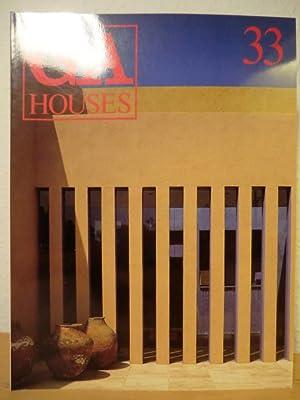GA Houses 33 - Global Architecture -: Futagawa, Yukio (Publisher)