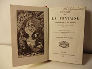 Fables de La Fontaine. Precedees de la: La Fontaine