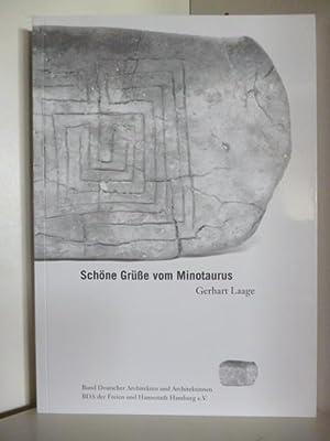 Schöne Grüße vom Minotaurus: Laage, Gerhart