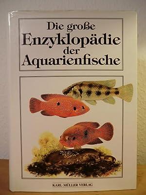 Die große Enzyklopädie der Aquarienfische: Petrovicky, Ivan (Text)
