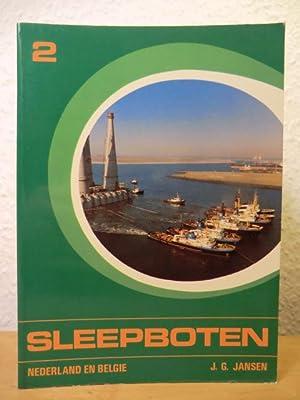 Sleepboten deel 2. Nederland en Belgie (signiert): Jansen, J. G.