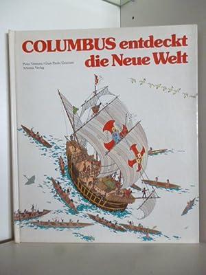 Columbus entdeckt die Neue Welt: Piero Ventura, mit