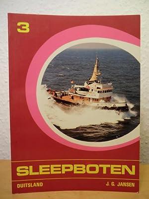 Sleepboten deel 3. Duitsland (signiert): Jansen, J. G.