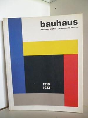Bauhaus 1919 - 1933: Bauhaus Archiv und