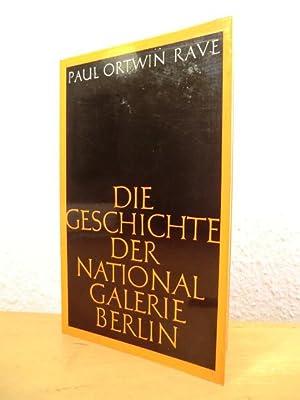 Die Geschichte der Nationalgalerie Berlin: Rave, Paul Ortwin