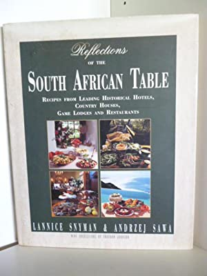 Reflections of the South African Table (English: Lannice Snyman and