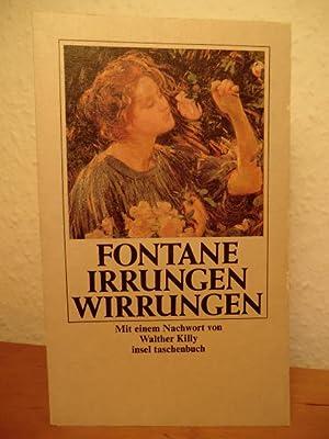 Irrungen, Wirrungen: Fontane, Theodor