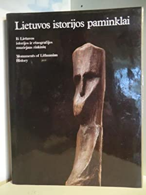 Lietuvos istorijos paminklai. Monuments of Lithuanian History.: Kulnyte, Birute: