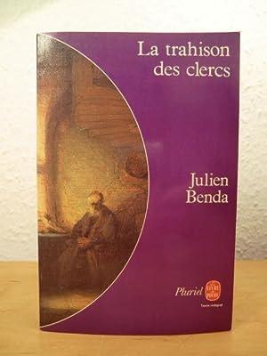 Julien Benda's la Trahison des Clercs